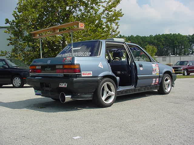 eBay item 2432601336 (Ends Sep-23-03 18:15:00 PDT) - Honda : Civic